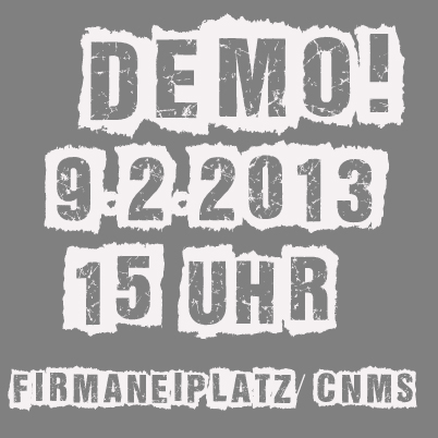 Demo Marburg